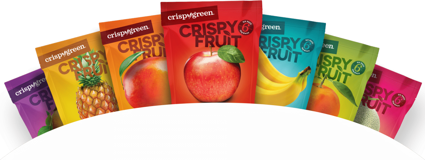 freeze-dried fruit